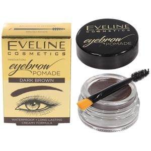 Помада для бровей Eveline Pomade Waterproof водостойкая